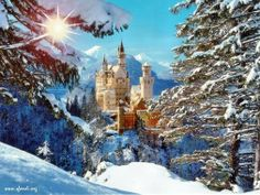 places to see before you die pictures | Places to See Before You Die - Google+ - Neuschwanstein Castle ...