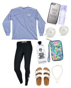 """So they make Yeti shirts and I don't have one?!"" by classically-kendall ❤ liked on Polyvore"