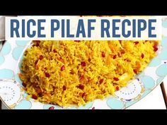 THE TASTIEST RICE YOU'LL EVER TRY! - YouTube