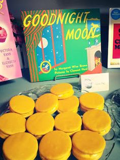 Goodnight Moon--Moon Pies--Baby Shower--Build a Library