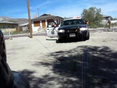 Cop gives ticket in my own driveway then crosses out under duress in signature