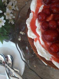 Pudding, Breakfast, Desserts, Summer, Food, Morning Coffee, Deserts, Custard Pudding, Summer Recipes