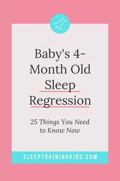 25 Things To Know About the 4 Month Sleep Regression 4 Month Old Sleep, 4 Month Old Baby, Beauty Tips Home Remedy, Diy Beauty, 4 Month Regression, Happy One Month, Beauty Tips For Glowing Skin, Health Questions, 4 Month Olds