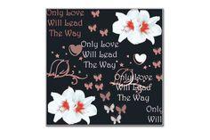 Keramische Wandfliese MWL Design NL von MWL Design NL Wohndesign und Accessoires  auf DaWanda.com