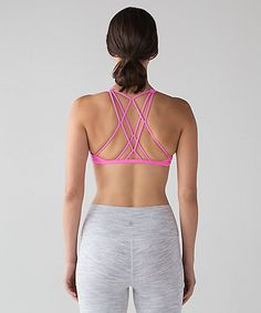 The Colour Edit: Prism Pink. Free to Be Zen Bra