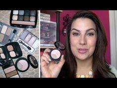 Soft & Natural Eyeshadow Favorites!