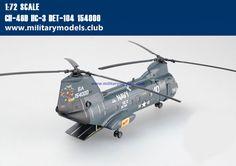 CH-46D HC-3 DET-104 154000 Trumpeter 37001