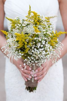 Yellow & Green Bouquet