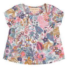 Tropical Blouse-product