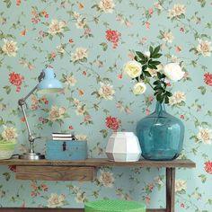 322326.JPG - Tapet Lavender Dream 322326 - Heminredning på nätet hos Inreda.com