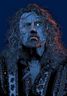 Anyone into old comics, gig posters or tattoos will love Tim's confident, youthful style: injected with levels of detail so intense that they almost become gruesome. Brighton, New Scientist, Renaissance Men, Old Comics, Comic Styles, Robert Plant, Illustration Sketches, Concert Posters, Led Zeppelin