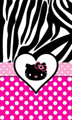 LuvMyEvo: A Few Hello Kitty walls by me...
