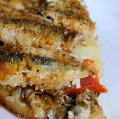 Alici alla pizzaiola - Fresco Pesce