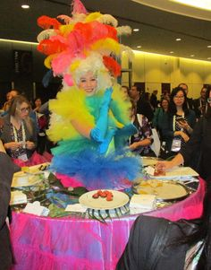 Tropical Strolling Table Promotional Events, Keynote Speakers, Special Events, Tables, Tropical, Entertaining, Dance, Mesas, Dancing
