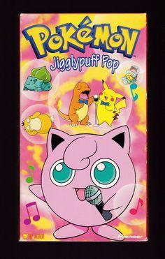 c7f118c1 Pokemon Volume 14 - Jigglypuff Pop - VHS Tape - Pioneer / Viz Video