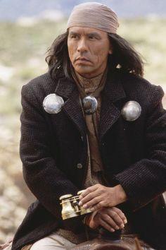 Native Oklahoman, Vietnam veteran, sculptor, musician, author, activist. Each of those describes the legendary actor Wes Studi.