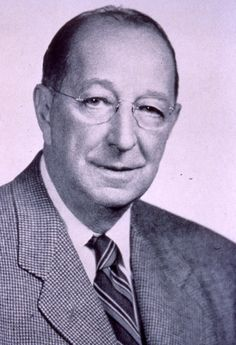 Dr. J. Calvitt Clarke, who founded ChildFund, then known as China's Children Fund, in 1938.