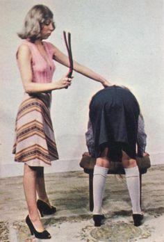 Your das who spank with razor strop
