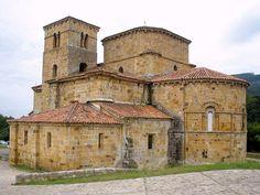 Cantabria Castañeda - Colegiata de Santa Cruz
