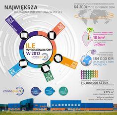 Kilka ciekawostek z naszej firmy - podsumowanie 2012 roku