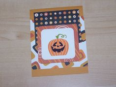 SC236, Halloween Card by saraeddy321 - Cards and Paper Crafts at Splitcoaststampers