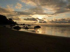 Nuqui, Colombia: Atardecer en Nuquí  corporacionmanocambiada@yahoo.es