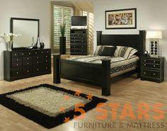 Elena 6pc Bedroom Set