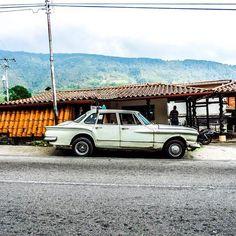 Plymouth Valiant, en Mérida
