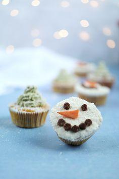 Weihnachtliche Muffins für Hunde backen, wirklich? Na, logo. Es wird lecker und gesund für den Hund. Und du kannst dich kreativ austoben, yeayy!