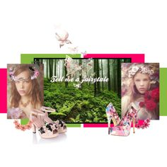Tell me a fairytale Fairytale, Polyvore Fashion, Fashion Boards, Butterfly, Oasis, Flowers, Design, Women, Fairy Tail