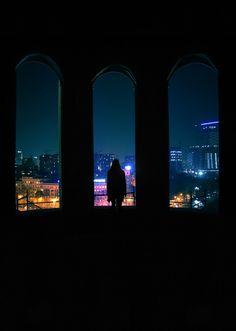 "imickeyd:  ""da miane - city lights  """