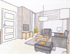 hier vind je tips voor het inrichten van je woonkamer! zoals, Deco ideeën