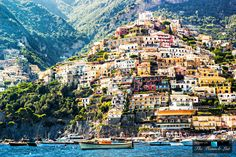 A Luxury Yacht Charter Guide to the Gulf of Naples and the Amalfi ...