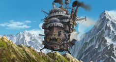Studio Ghibli's Hayao Miyazaki, of 'Princess Mononoke' and 'Spirited Away' fame, announces his retirement Howl's Moving Castle, Howls Moving Castle Cosplay, Hayao Miyazaki, Film Animation Japonais, Studio Ghibli Background, Animation Background, 2560x1440 Wallpaper, The Beast, The Lone Ranger