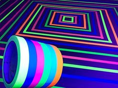 Schwarzlicht Party Glow Party TAPE Schwarzlicht Party Glow in the Dark Party Glow in the Dark Party Neon Party Party Glow in the Dark Birthday - Party Disco Party, Uv Party, Party Time, Glow In Dark Party, Glow Stick Party, Glow Sticks, Black Light Party Ideas, Black Party, Neon Licht