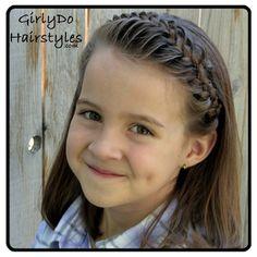 Do a Girly Do! Puffy Headband Braid Tutorial   How Does She...