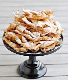 Polish Cake Recipe, Unique Desserts, Looks Yummy, Holiday Baking, Cookie Bars, Apple Pie, Sweet Recipes, Cookie Recipes, Food And Drink