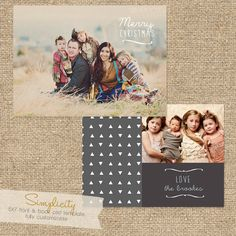 INSTANT DOWNLOAD Simplicity 5X7 Custom Photo by DistrictNineDesign, $5.00