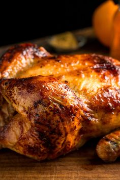 This recipe, from the chef Adrienne Cheatham of Red Rooster Harlem in New York, pairs a whole roast chicken, brined overnight in lager, with roasted potatoes, brussels sprouts, pearl onions and sage The resulting bird is crisp-skinned, with juicy, flavorful meat.