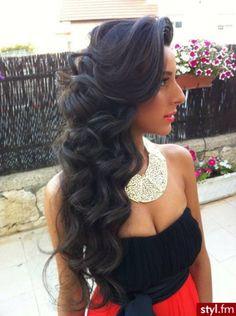 Trendy 2014: modne fryzury na wesele - Strona 54 | Styl.fm