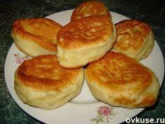 Пирожки за пять минут - Простые рецепты Овкусе.ру