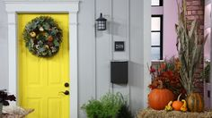 The statement fall planters your home is waiting for