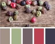 colours that go with sage green - Google Search Heather bath
