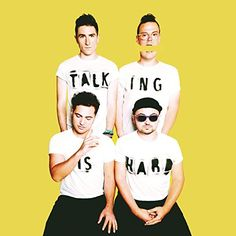 Talking Is Hard RCA Records Label