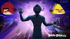 Samsung Mobile VR Angry Birds | BGS 2015 | Novo Nerd