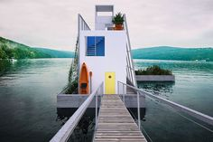 carl turner floating house - Google Search