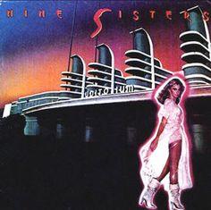 ONJ - Xanadu: Nine Sisters Album Art
