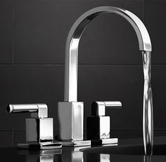 Not really interested in spending $499 on a faucet, but I do love the style & finish of this one. Looking for look-alikes!