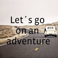 We're ready! All are invited :) Let's Go... #travel #quote