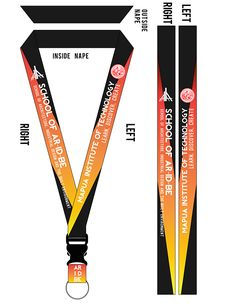 Lanyard Design For Mit School Of Ar Id Int